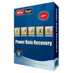 MiniTool Power Data Recovery 8.6 + Crack With Serial Key [2020]