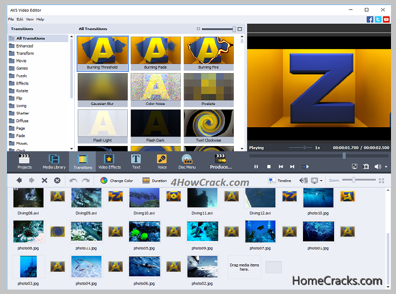 AVS Video Editor 9.3.1.354 Crack Version Free Download 2019