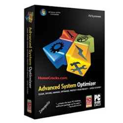 Advanced System Optimizer 3.9.3645 Crack 2020 + Serial Key Lifetime!