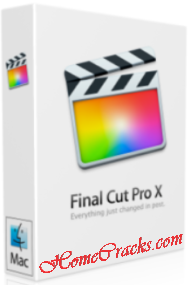 Final Cut Pro X 10.4.8 Crack + Full Torrent Free Download 2020