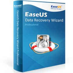 EaseUS Data Recovery Wizard 13.6 Crack With License Code 2020