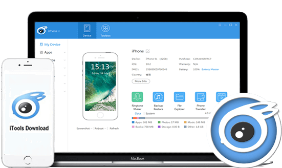 iTools 4.5.0.5 4.5.0.6 Crack + License Key With Lifetime Activation 2021 Free