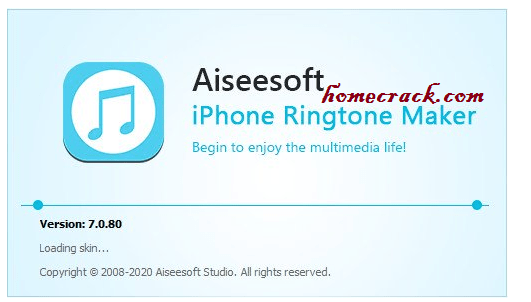 Aiseesoft iPhone Ringtone Maker Crack 7.1.10 Free Download 2021 {Updated}