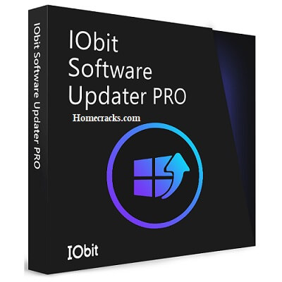 IObit Software Updater 4.1.0.142 With Crack + Serial Number (2021)
