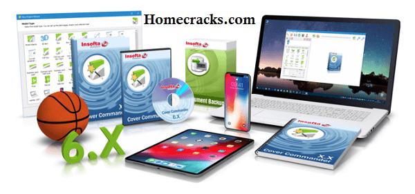 Insofta Cover Commander 6.8.0 Crack + License code With Premium Tool [Latest] 2021 Download