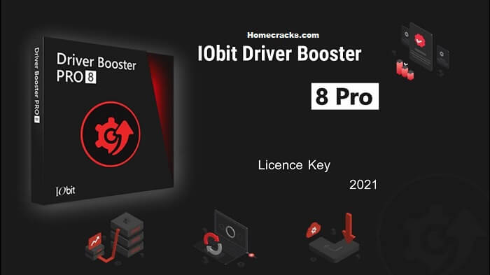 IObit Driver Booster Pro 8.5.0.496 With Crack | Activation Code + Serial Keygen
